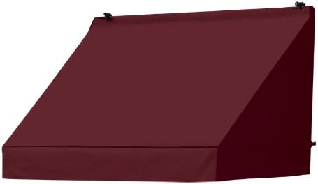 Coolaroo Awnings in a Box Replacement Cover Classic 4-Feet Burgundy