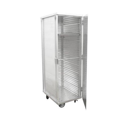 Aluminum Enclosed Pan Cabinet - Model:EPC-40, Front Load, 40 Full Size Pan Capacity -- 1 - Advance Tabco Cabinet Dish