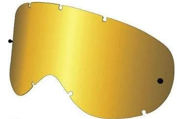 Dragon Alliance Unisex-Adult Vendetta All Weather Lens Gold Ion One Size (Dragon Vendetta Goggles)