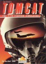 Tomcat the F-14 Fighter Simulator by Atari