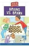 Brains vs. Brawn, Blake Hoena, 1631434365