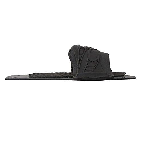 O'Brien X9 Rear Toe Plate, Black, STD (7-11)