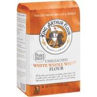 King Arthur Flour Whl Wht White