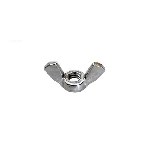 Pentair Wing Nut 8200.30 1/4 in. - 20 s/s for SM & SMBW 2000 & 4000 Series Stainless Steel Filters 71404 071404Z