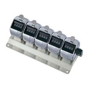 生活日用品 (業務用3セット) 数取器 KT-500 5連用 B074MM3PJS