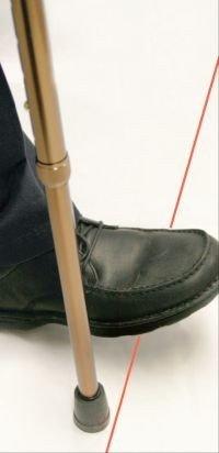 Laser Walking Cane