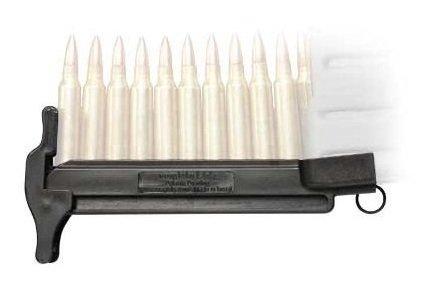 M-16 / AR-15 StripLULA Speed Magazine Loader StripLULA 5.56 / .223 Loader & Unloader Maglula M16 AR15