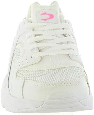 Zapatillas Deporte de Mujer JOHN SMITH ROXIN W 17I Blanco-Rosa ...