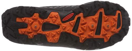 black 231 Viking W Rask Gtx Mixte Spikes Randonnée De Hautes Chaussures orange Noir Adulte Z4qZHSc