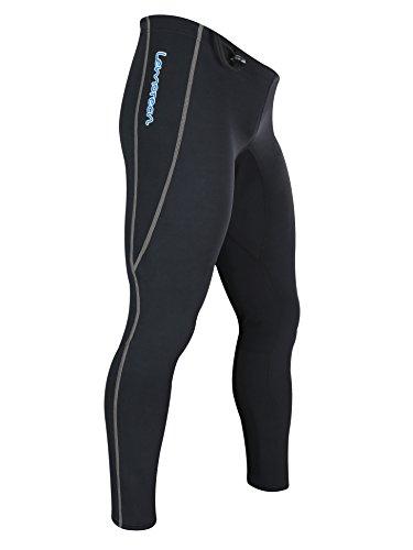 Lemorecn Wetsuits Pants 1.5mm Neoprene Winter Swimming Canoeing Pants