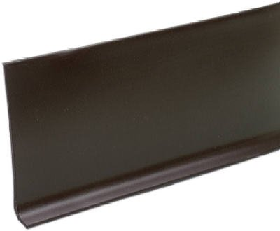 - M-D Building Products 75234 4-Inch by 4-Feet Dry Back Vinyl Wall Base, Brown