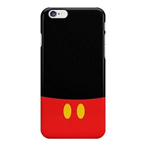 Mickey Mouse Outfit Phone Case - iPhone 5 / 5s / SE