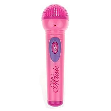 Toy Microphone Children Kids Mumustar Toy Microphone Mic Karaoke Singing Music Funny for Children Singing Music Toy
