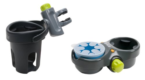 Brica Drink Holder And Snack Holder Set by Brica