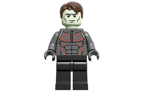 Lego-Extremis-Soldier-Marvel-Superheroes-Iron-Man-Villain-Set-76007-x1-Loose