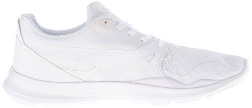 Puma Mens Duplex Evo Fashion Sneaker Puma White/Puma White