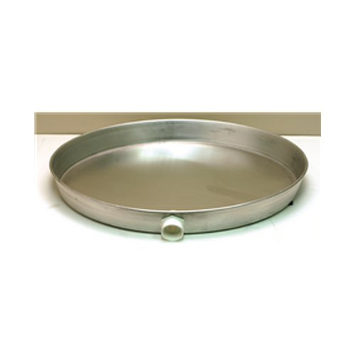National 90306 Water Heater Pan Aluminum 24''