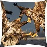 Fight - Throw Pillow Cover Case (18