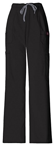- Dickies Gen Flex Men's Tall Drawstring Cargo Pant_Black_Large,81003T