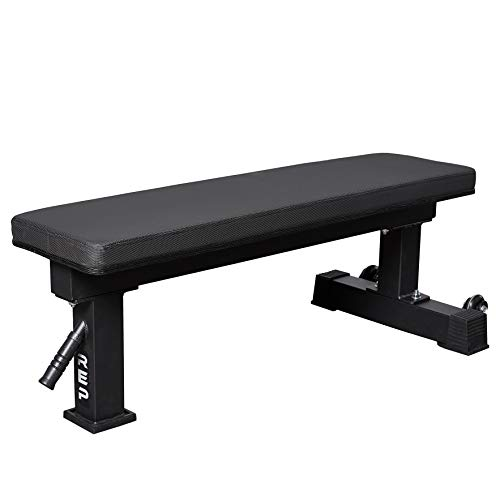 Rep FB-4000 Competition Light Flat Bench – Black