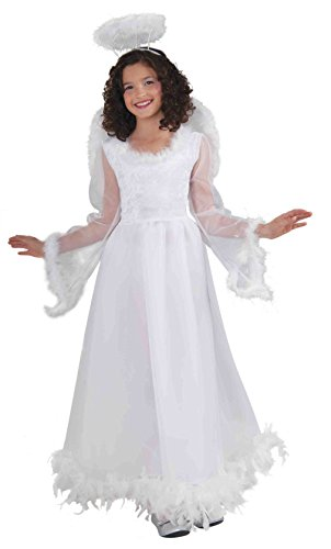 [Forum Novelties Fluttery Angel Child's Costume, Small] (Angel Fancy Dress)