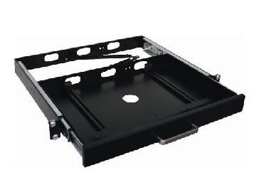Adesso Rackmount - ADESSO Rackmount keyboard Drawer Industrial 1U universal Keyboard drawer