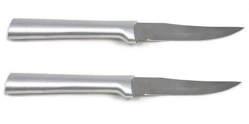 Rada Cutlery Heavy Duty Paring Knife with Aluminum Handle, P