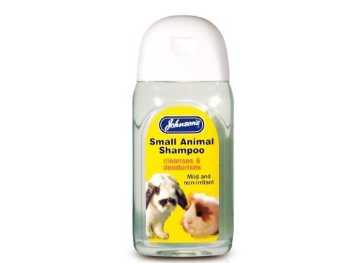 Johnsons Cleansing Shampoo for rabbits, guinea pigs, ferrets and other small animals 110ml - 6 pack