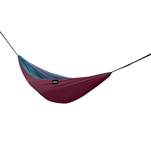 UBOWAY Hammock Underquilt - Packable Full Length Under Blanket, Camping Quilt(Red)