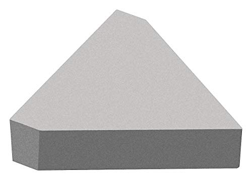 C2 Micrograin Carbide Tool Blank, 6000 Series, 3/16'' Thick, 3/4'' Length x 3/4'' Width by Micro 100 Tools