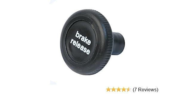 URO Parts 107 420 0095 Parking Brake Release Knob