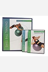 Swiss Ball Training Correspondence Course Kit with 3 DVD's, Manual, Test, Certificate By Paul Chek Ring-bound
