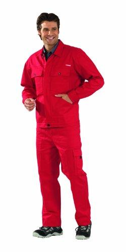 Planam bW290 pantalon hoffman blouson bleu roi -  Rouge - 54