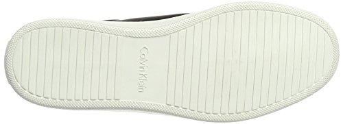 Calvin Klein Danya Cow Silk with Print Logo, Zapatillas para Mujer Multicolor (Bwy)