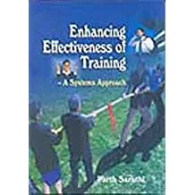 Enchancing Effectiveness of Training: Systems Approach