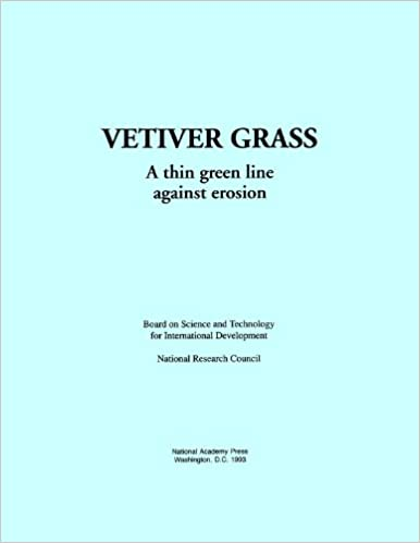 Vetiver Grass: A Thin Green Line Against Erosion