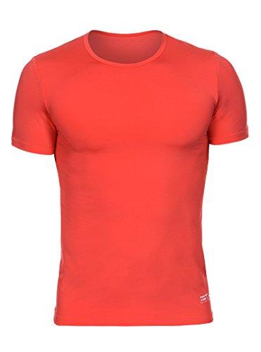 Bruno Banani Shirt Colour Code Rot 2205-1355/8