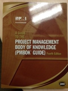 A Guide to the Project Management Body of Knowledge _ 4th edition.