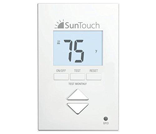 SunTouch SunStat Core Non-Programmable Floor Heating Thermostat