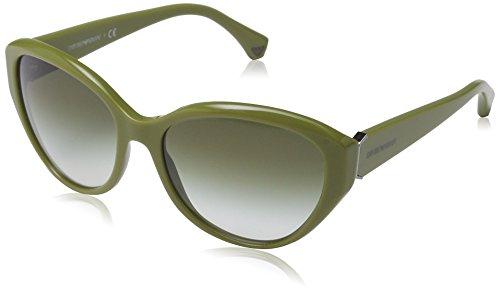 Emporio Armani EA 4037 Women's Sunglasses Olive - 4037 Sunglasses