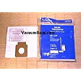 Panasonic Type C & C3 Vacuum Cleaner Bags / 12 Pack - Genuine OEM MC-125P