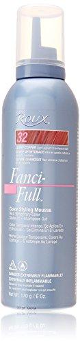 Roux Fanci-Full Mousse, 32 Lucky Copper, 6 Fluid Ounce