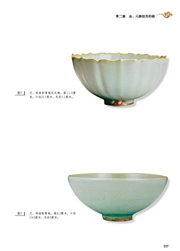 Sample pages of China Jun Porcelain Collection and Appreciation (ISBN:9787534781681)