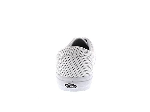 Vans U ERA PERF LEATHER - Zapatillas unisex Perf leather white