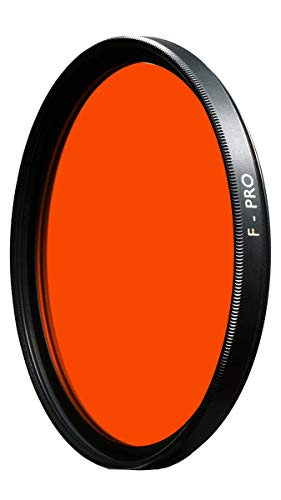 B+W 43mm Orange Camera Lens Contrast Filter with Multi Resistant Coating ()