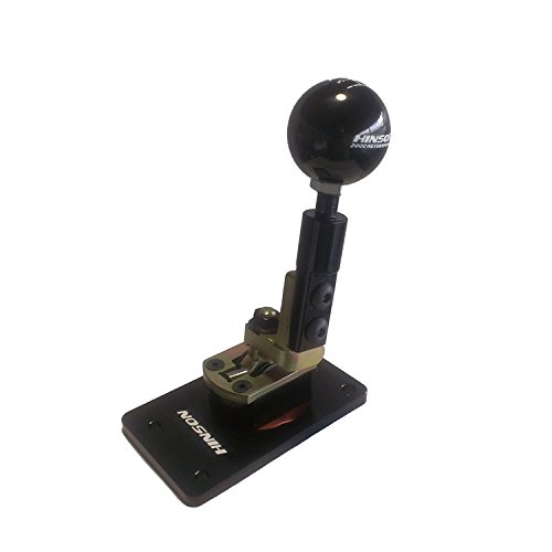 HINSON F-Body Camaro Firebird Short Throw Shifter T56 Transmission 1993-2002 (Black Shift Ball) - T56 Clutch