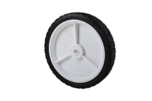 Lawn Mower Wheel Plastic (Arnold 10-Inch Wheel with 50lb Load Rating)
