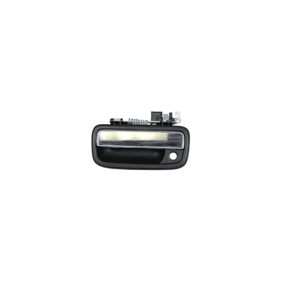 OE Replacement Toyota Tacoma Front Driver Side Door Handle Outer (Partslink Number TO1310123)