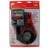 6 & 12 Volt Battery Load Tester