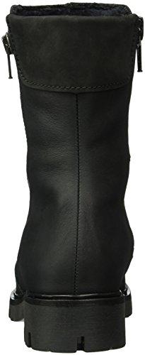 Däumling Mädchen Beverley Kurzschaft Stiefel, Schwarz (70Pala Schwarz), 37 EU